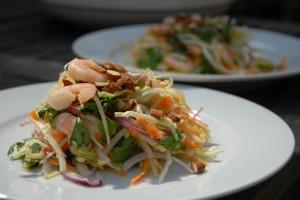 vietnamese prawn salad DSC_0071