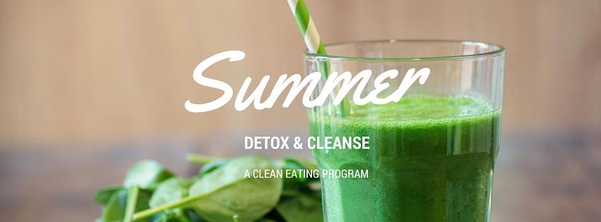 Summer Reset Programme - Divine & Delicous