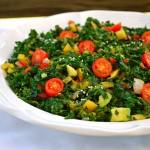 raw kale salad 2